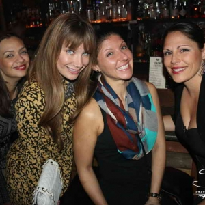 1-30-2015 - Friday Night at Bar Stache