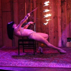 7-12-2014 - Burlesque Show - Angeliki The Greek Goddess - Act 1 & 2
