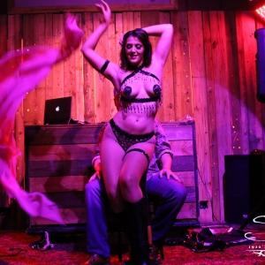8-29-2014 - Burlesque Show @ Stache