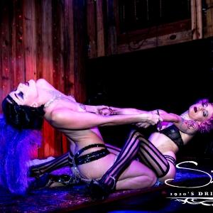 9-13-2014 - Prohibition Peep Show Burlesque Revue