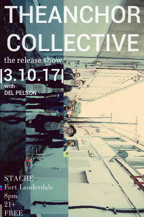 ANCHOR COLLECTIVE ALBUM RELEASE SHOW