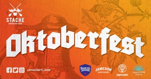 Stache Oktoberfest feat. Uproot Hootenanny