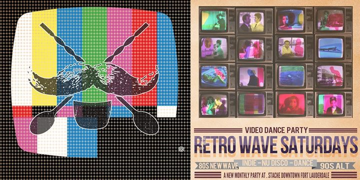 Retro Wave Saturdays