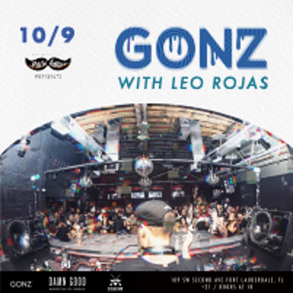 Stache House Presents - GONZ