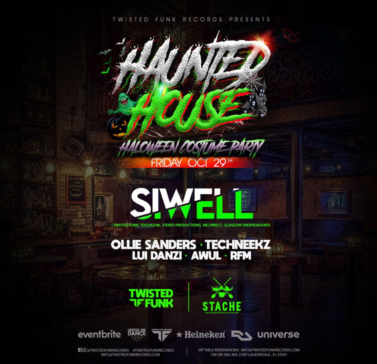 Twisted Funk Presents SIWELL